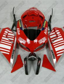 ZXMT Alice ABS Fairing Set 21pc - Ducati 1098 2007-2009
