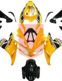 50th Anniversary ABS Fairing Set 15pc - Yamaha YZF-R1 2004-2006