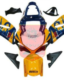 Corona ABS Fairing Set 9pc - Suzuki GSXR600/750 2001-2003