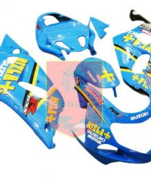 Rizla ABS Fairing Set 9pc - Suzuki GSXR600/750 2001-2003
