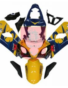 Corona ABS Fairing Set 10pc - Suzuki GSXR600/750 2004-2005