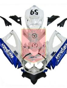 Jordan ABS Fairing Set 29pc - Suzuki GSXR600/750 2008-2009