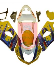 Corona ABS Fairing Set 9pc - Suzuki GSXR1000 2003-2004