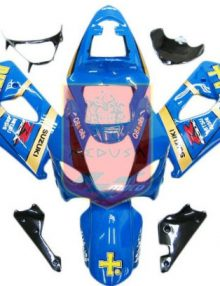 Rizla ABS Fairing Set 9pc - Suzuki GSXR1000 2003-2004