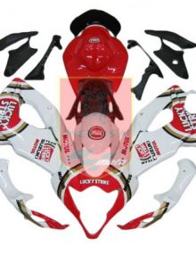 Lucky Strike ABS Fairing Set 21pc - Suzuki GSXR1000 2005-2006