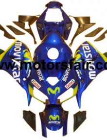 Honda CBR1000RR 2006-2007 ABS Fairing - MoviStar***No Honda Logos***