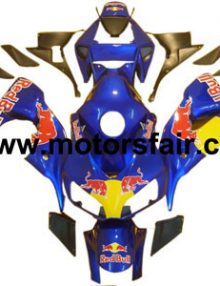 Honda CBR1000RR 2006-2007 ABS Fairing - Red Bull***No Honda Logos***