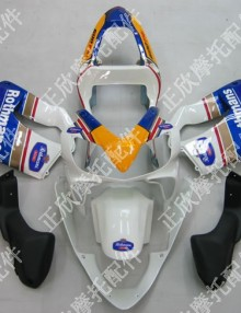 ZXMT Rothmans ABS Fairing Set 8pc - Honda CBR 600RRF4i 2004-2007***No Honda Logos***
