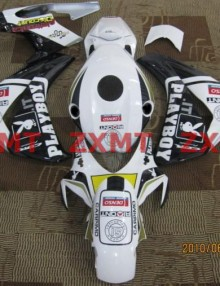 ZXMT Playboy ABS Fairing Set 19pc - Honda CBR 1000RR 2008-2009***No Honda Logos***