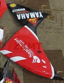 ZXMT Santander ABS Fairing Set 21pc - Yamaha YZF-R1 2009