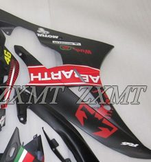 ZXMT Abarth ABS Fairing Set 15pc - Yamaha R6 2006-2007
