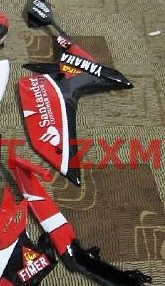 ZXMT Santander ABS Fairing Set 26pc - Yamaha YZF-R1 2007-2008