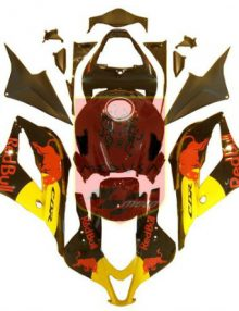 Aftermarket Red Bull ABS Fairing Set 23pc - Honda CBR600RR 2007-2008***No Honda Logos***