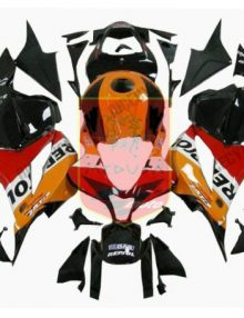 Aftermarket Repsol ABS Fairing Set 25pc - Honda CBR600RR 2009-2012