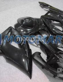 Black ABS Fairing Set K5 - Suzuki GSXR1000 2005-2006
