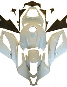 ABS Fairings Pearl White Full Fairing Set 26pc - Honda CBR600RR 2009-2012