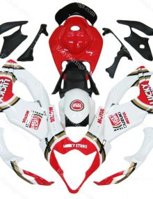 Lucky Strike Fairing Set 21pc - Suzuki GSXR 1000 2005-2006