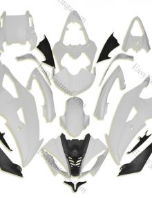 Unpainted ABS Fairing Set 24pc - Yamaha R6 2008-2011