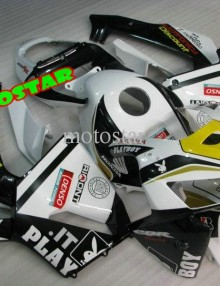 Playboy ABS Plastic Fairings - Honda CBR 600RR 2005-2006