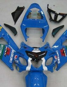 Rizla Fairing Set 10pc - Suzuki GSXR 600/750 2004-2005