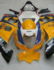 Corona Fairing Set 9pc - Suzuki GSXR 1000 2003-2004