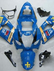 Rizla Fairing Set 9pc - Suzuki GSXR 1000 2003-2004