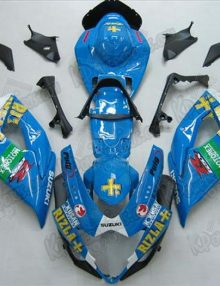 Rizla Fairing Set 20pc - Suzuki GSXR 1000 2005-2006