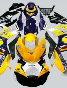 Corona Fairing Set 24pc - Suzuki GSXR 1000 2007-2008