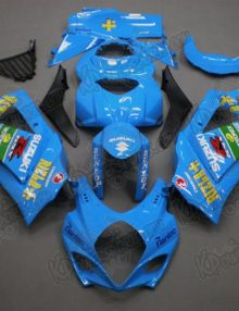 Rizla Fairing Set 24pc - Suzuki GSXR 1000 2007-2008