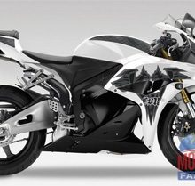 Limited Edition Grey Phoenix 26pc Fairing Set – CBR600RR 2009-2012