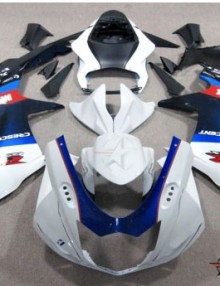 ABS Fairings Motul Racing 26pc Fairing Set - Suzuki GSXR 600/750 2011-2014