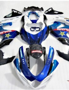 Rockstar Makita ABS 30pc Fairing Set - Suzuki GSXR1000 2009-2013