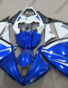 Blue ABS 21pc Fairing Set - Yamaha R1 2009-2011