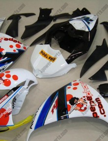 Pepe Phone ABS 21pc Fairing Set - Yamaha R1 2009-2011