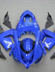 Blue ABS 12pc Fairing Set - Kawasaki ZX-10R 2004-2005