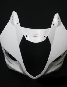 ABS Upper Nose Fairing Cowl - Suzuki GSXR1000 2003-2004