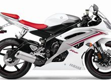 Yamaha R6 2008-2012 - White & Red Fairing Kit