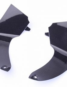 Bestem BMW K1200S Carbon Fiber Dash Panel Cockpit Covers