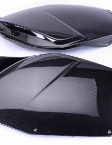 Bestem BMW K1200S Carbon Fiber Side Panels