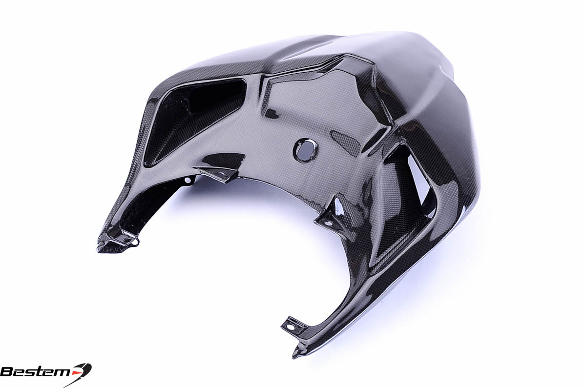 Bestem Ducati 848 1098 1198 Carbon Fiber Solo Tail Cowl Motorcycle