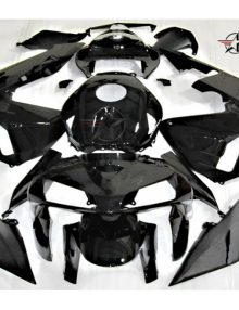 ABS Fairings All Black - 03-04' CBR600RR