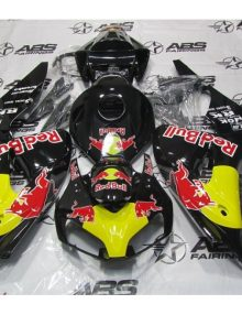 ABS Fairings Black RB Energy Edition - 06-07' CBR1000RR