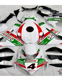 ABS Fairings Castrol Edition - 08-11' CBR1000RR