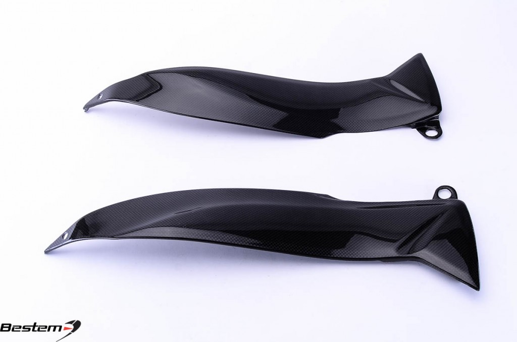 Bestem 100% Suzuki GSXR1000 2009 - 2013 Carbon Fiber Side Panels 3 ,