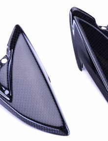 Bestem Suzuki GSXR 600 750 2011-2013 Carbon Fiber Tail Side Fairings (L+R)