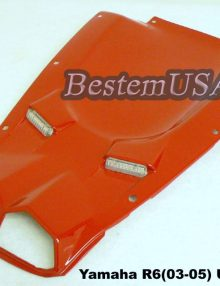Bestem Yamaha R6 03-05 Undertail Red F46