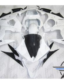 ABS Fairings All White - 06-09' R6S
