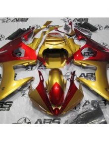 ABS Fairings Iron Man Edition - 06-09' R6S
