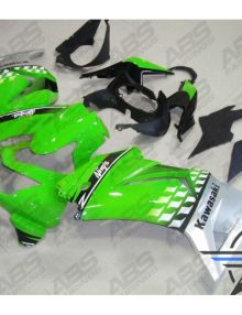 ABS Fairings OEM Style Green - 08-11' Ninja 250R