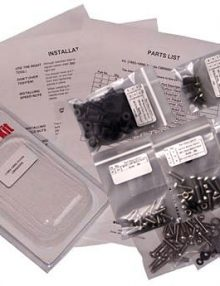 Easy Fairings 00-05 Kawasaki ZX-12R Complete Fairing Fastener Kit
